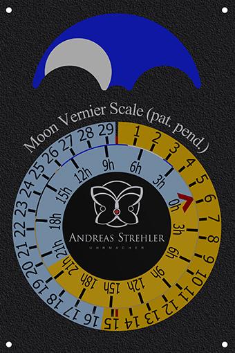 Lune Exacte - 5days 18hours RGB