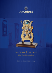 Archides - Sinclair Harding