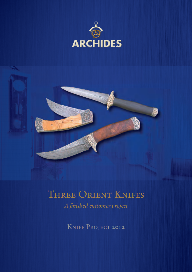 Archides - Three Orient Knifes