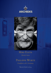 Archides - Eleta-Wurtz