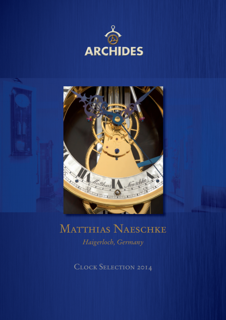 Archides - Matthias Naeschke
