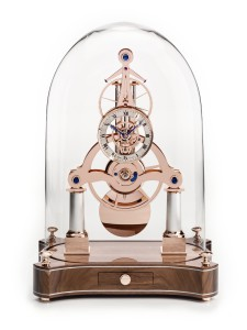 Matthias Naeschke Table Clock NT8