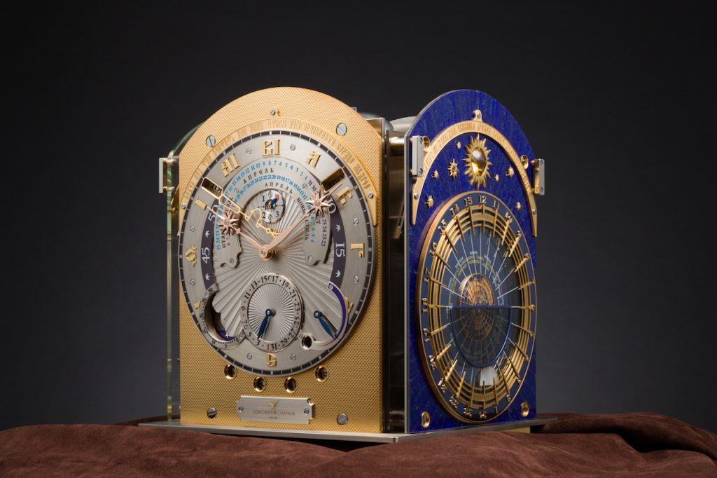 Konstantin Chaykin - Moskau Computus Clock