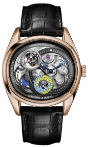 Andreas Strehler Wrist Watch - Lune Exacte
