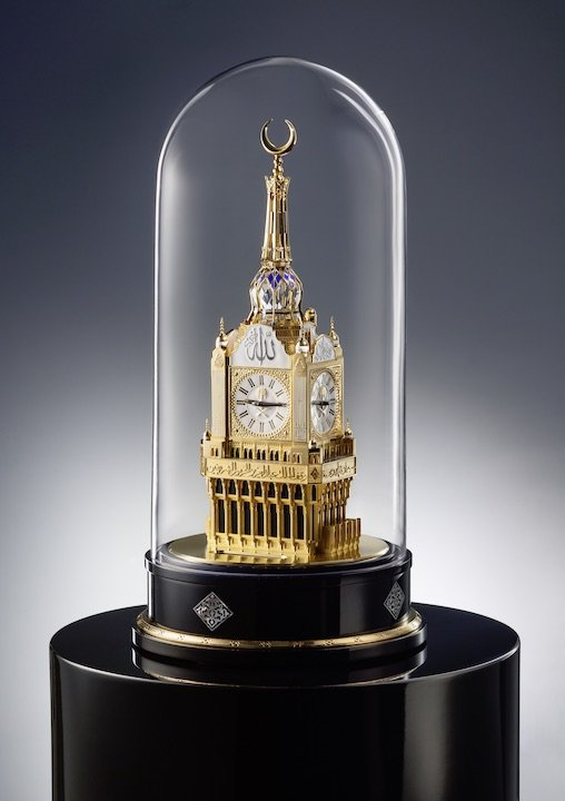 Mecca Tower Clock