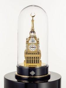 Mecca Tower Clock - Glas Dome